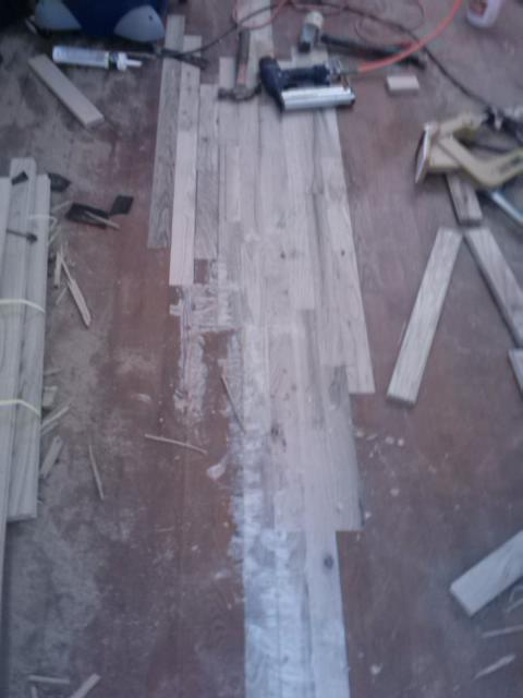 Pictures Of Hardwood Floor Repair And Buffing